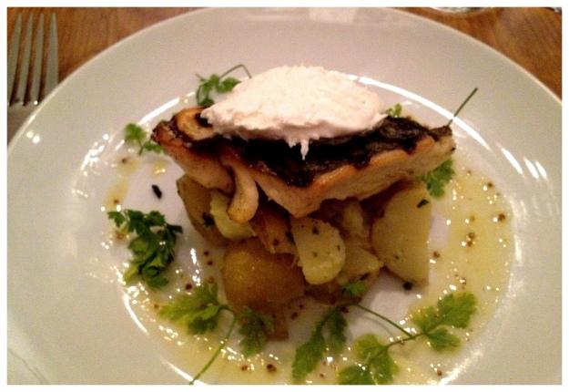 Create Leeds Mackerel Salad