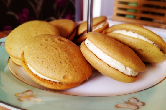 Dinner at the Manor Whoopie Pies