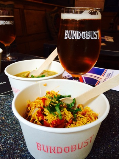 Bundobust Dinner at the Manor