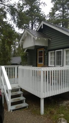 Tekarra cabin