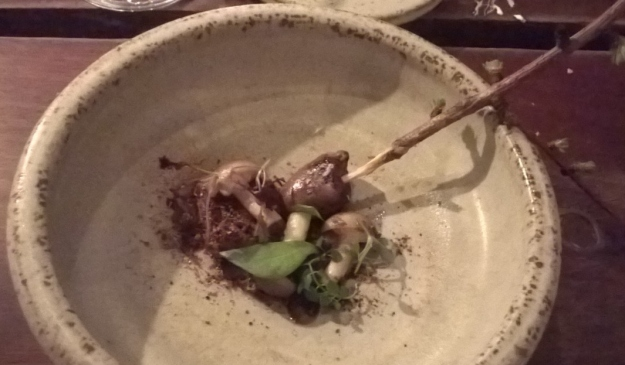 Timberyard duck heart