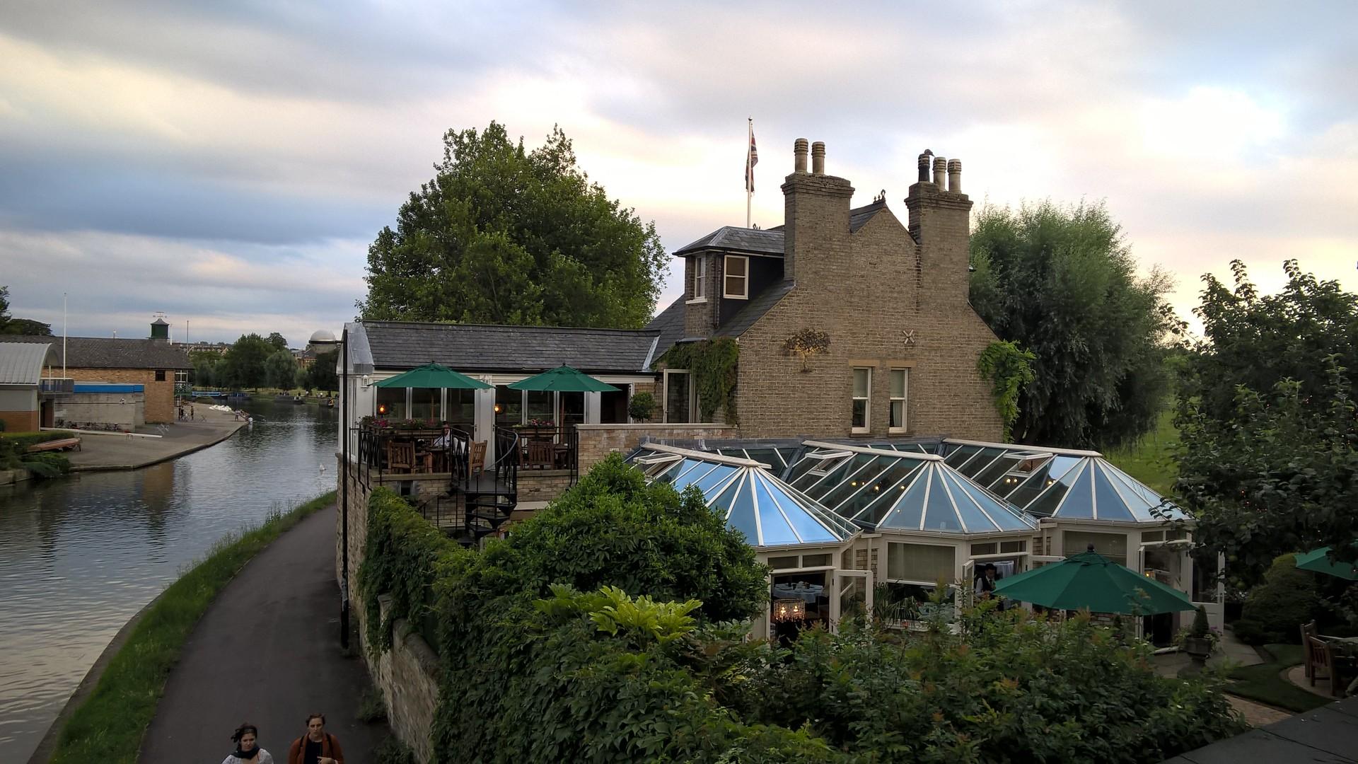Midsummer House Restaurant Cambridge midsummer house – review | dinner at the manor